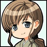 志摩子さん和服