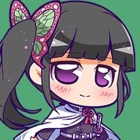 栗花落カナヲ
