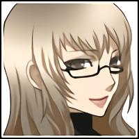 キャサリン Katherine(CV.三石琴乃)