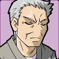 銀四郎(リズ祖父)