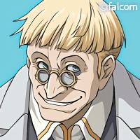 F・ノバルティス博士